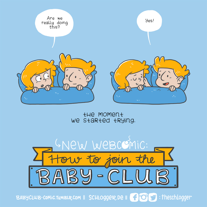 How to join the baby-club (Teaser)