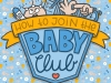How to join the baby-club (Wappen)