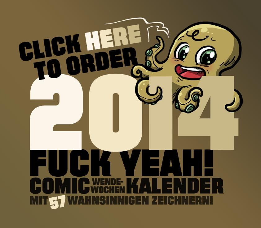 "Order Now!  ""2014, Fuck Yeah"""