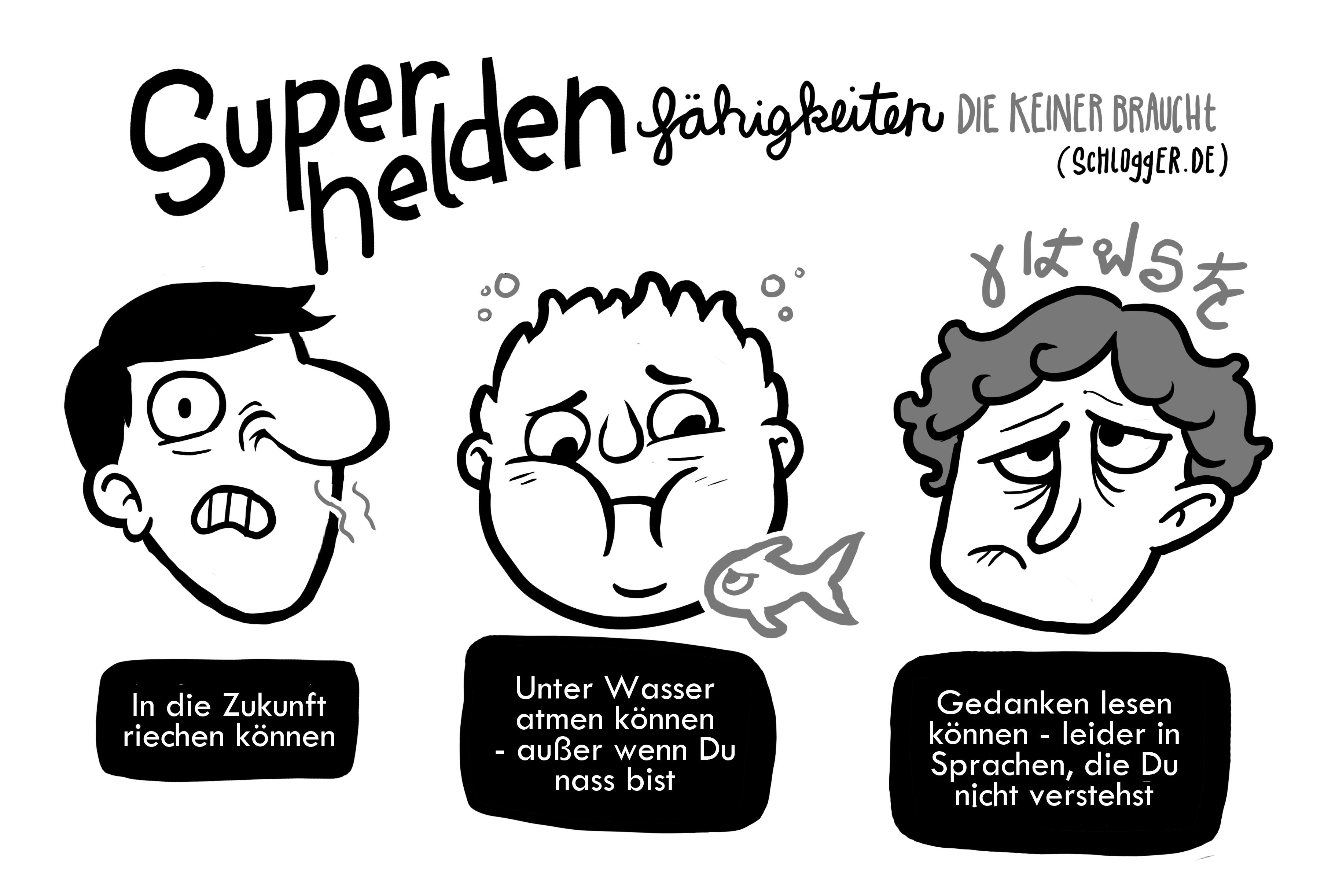 """JAZAM! """"Helden"""" Schlogger"""
