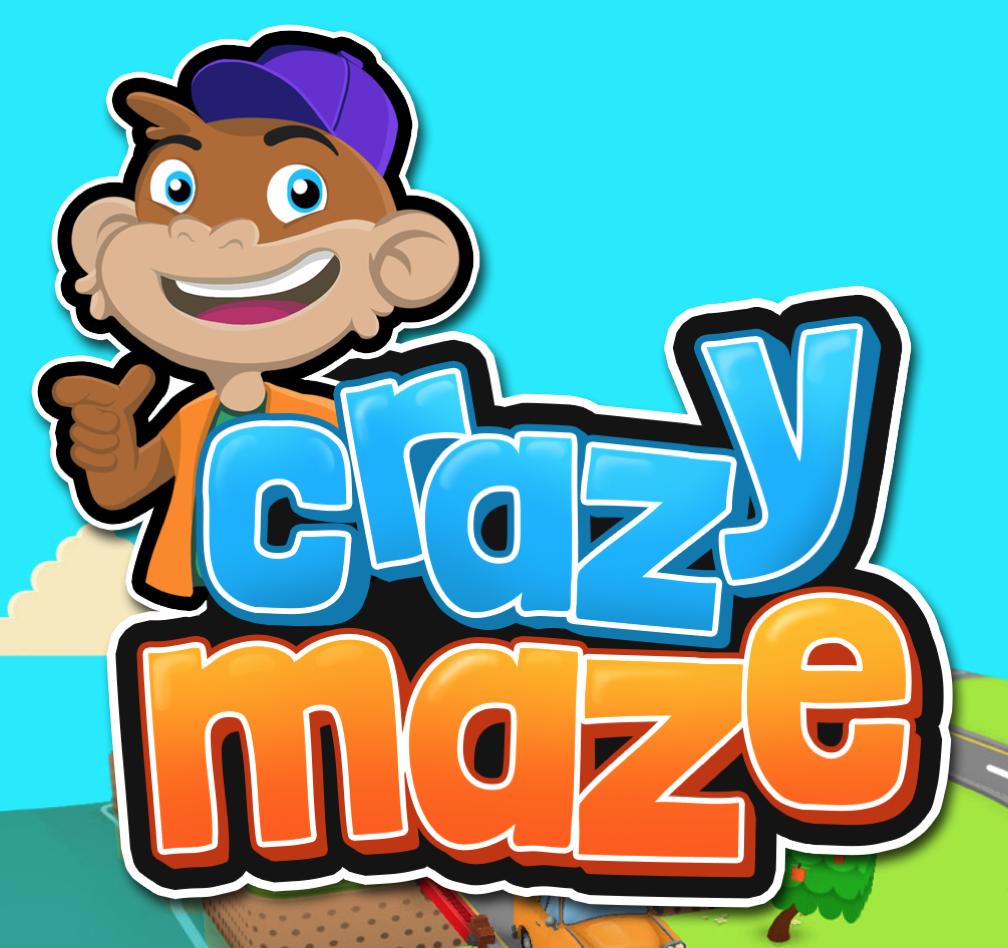 Crazy Maze Tiny Roar 6