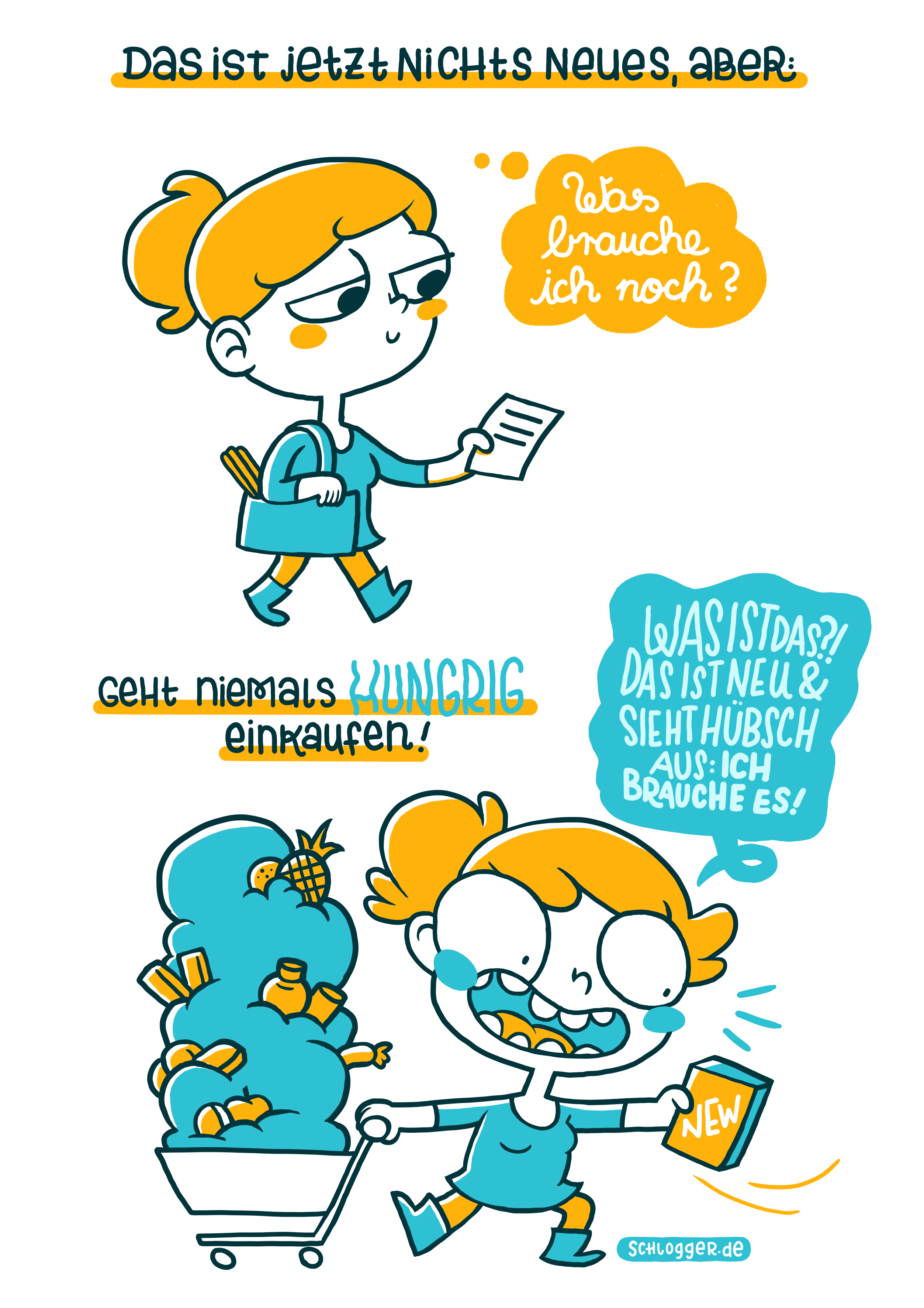 Comic-Collab #59: Nichts Neues