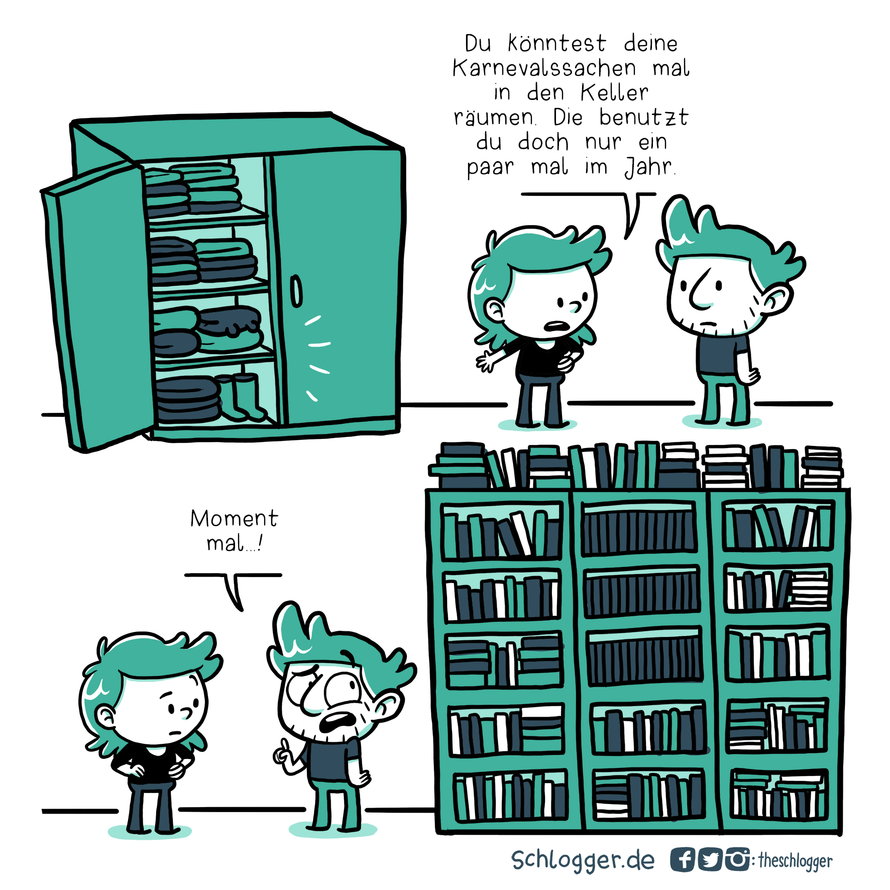 Comic-Collab #74: Moment Mal