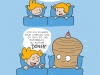 Comic-Collab #92: Unruhig