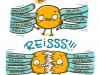 Comic-Collab #60: Gespalten