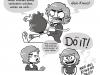 Comic-Collab #72: Unlogisch