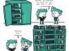 Comic-Collab #74: Moment Mal!