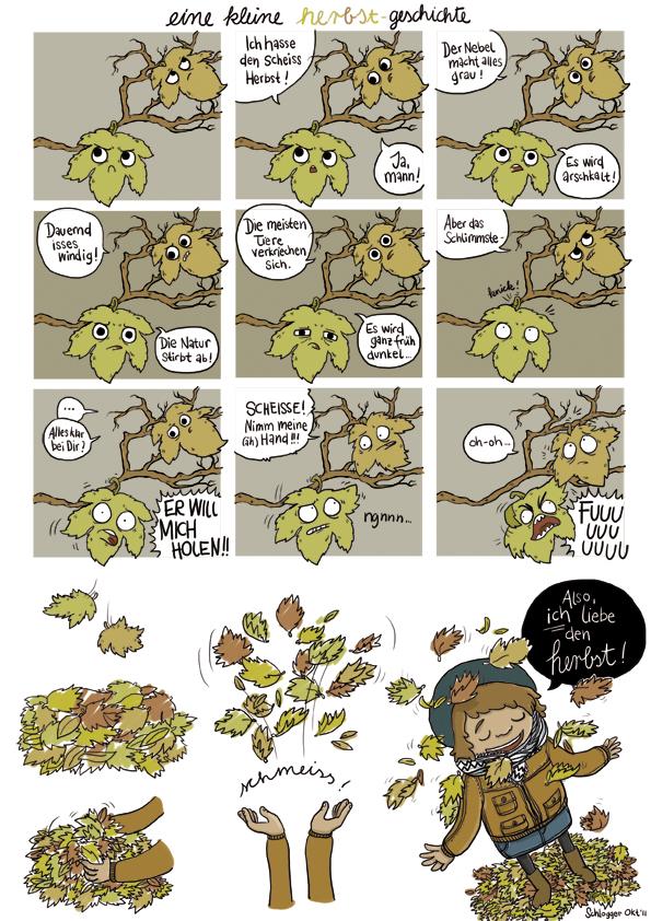 Herbstpower!