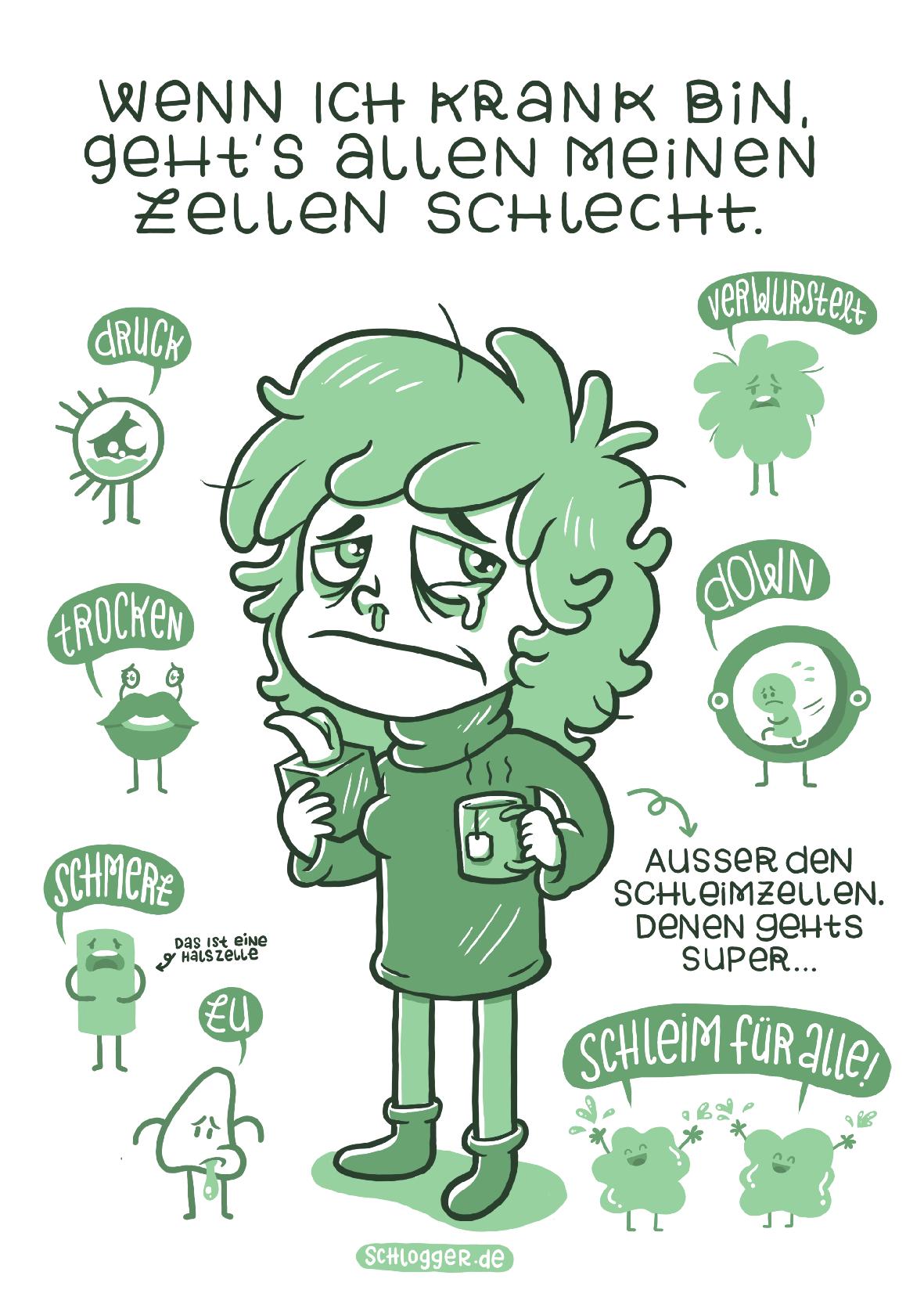 Gehirnfurz 176: Alle sind krank