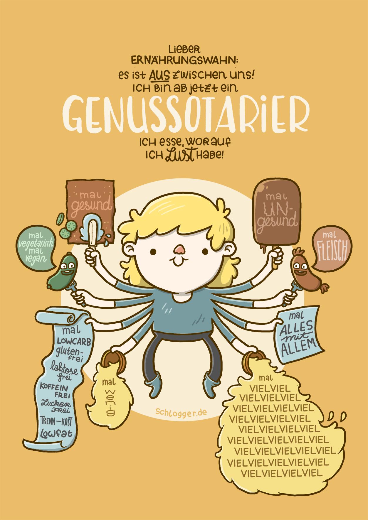 Gehirnfurz #189: Genussotarier