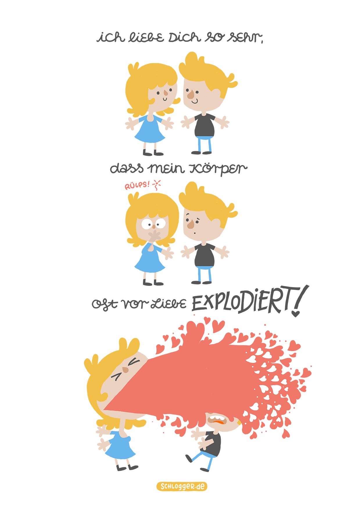 Gehirnfurz #192: Liebesexplosion