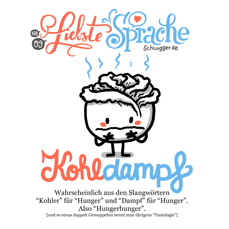 """Liebste Sprache - #10 """"PostKohldampf"""""""