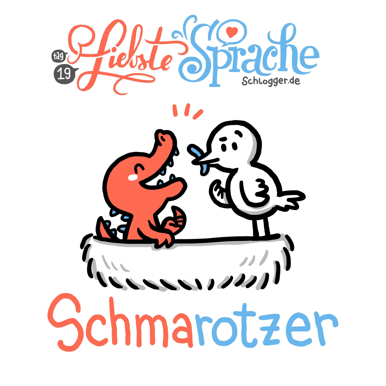 """Liebste Sprache - #19 """"Schmarotzer"""""""