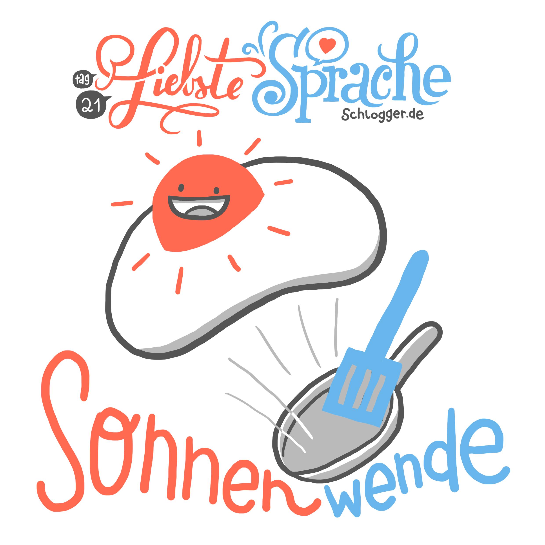 """Liebste Sprache - #21 """"Sonnenwende"""""""