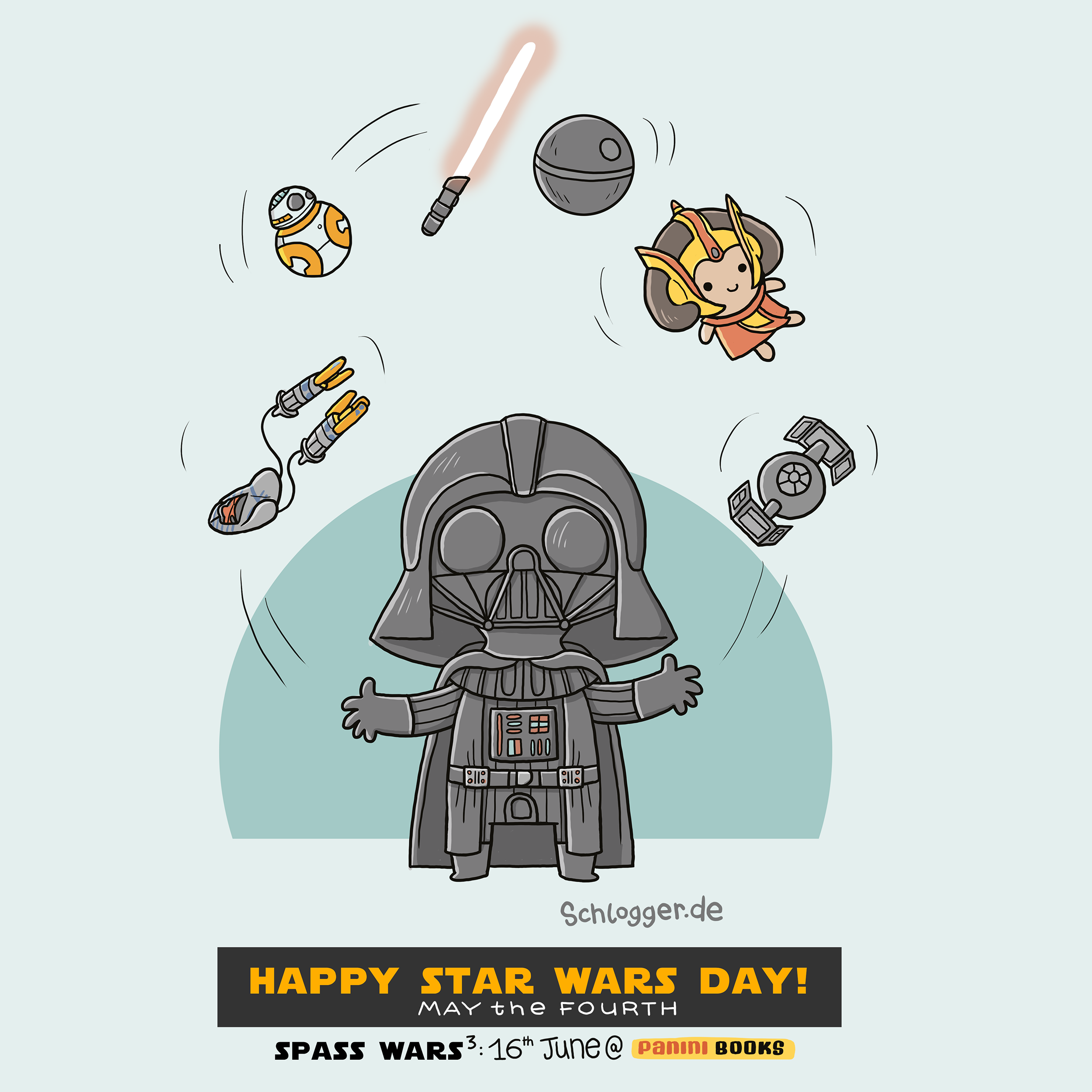 Happy Star Wars Day 2015