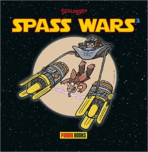 Spass Wars 3 Cover