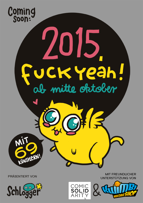 2015, Fuck Yeah Werbung
