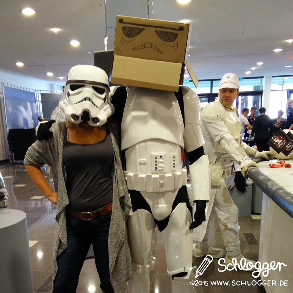 Fedcon Stormtrooper
