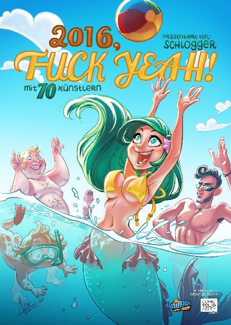 2016, Fuck Yeah! Cover Asu