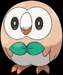 Sugimori Bauz Pokémon Sonne Mond