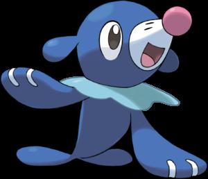 Sugimori Robball Pokemon Sonne Mond starter