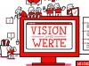 Beispiel Visualisierung Johanna Baumann Vision und Werte