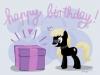 Geburtstagsillu für Privat