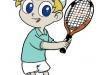 Identifikationsfigur Tennischule Jessen
