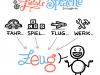 """Liebste Sprache - #12 """"Zeug"""""""