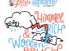 """Liebste Sprache - #14 """"Himmel, Arsch und Wolkenbruch"""""""