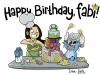 Geburtstagsillu Fabi