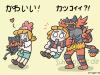 Pokémon Sonne & Mond Starter