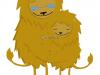 Löwenmenschenhug